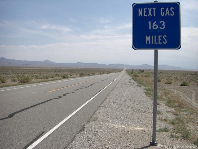 Next Gas: 163 Miles